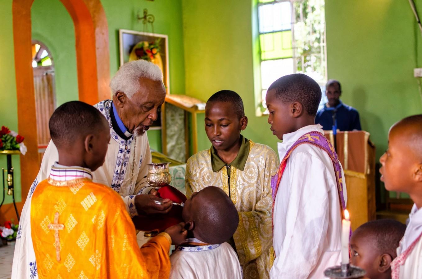 [AUDIO și FOTO]Provocările Ortodoxiei în Kenya