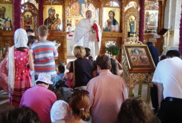 Copiii parohiei Adormirea Maicii Domnului, binecuvântați la început de an școlar