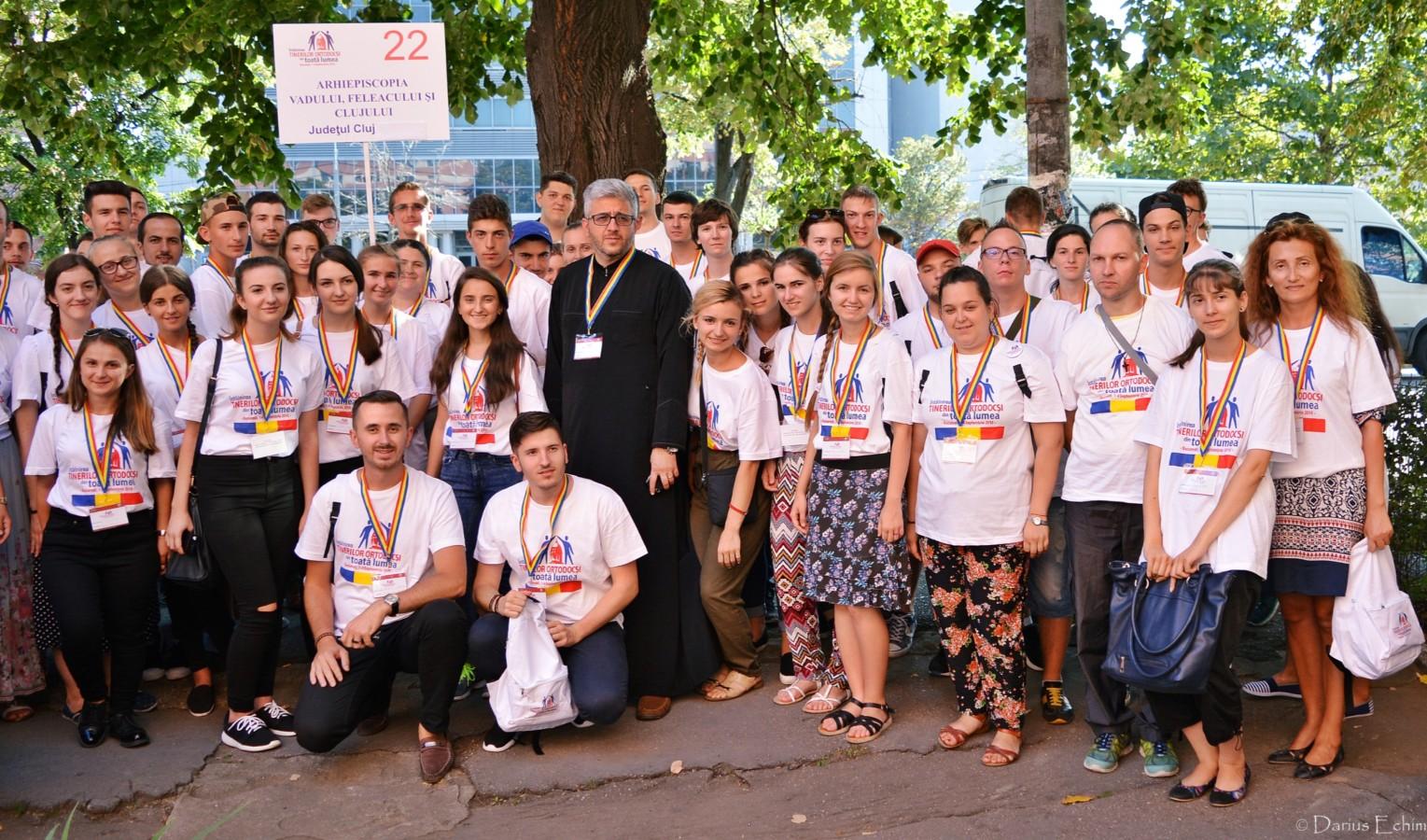 Reportaj: Tinerii nu sunt doar viitorul, ci prezentul activ și recreativ al Bisericii