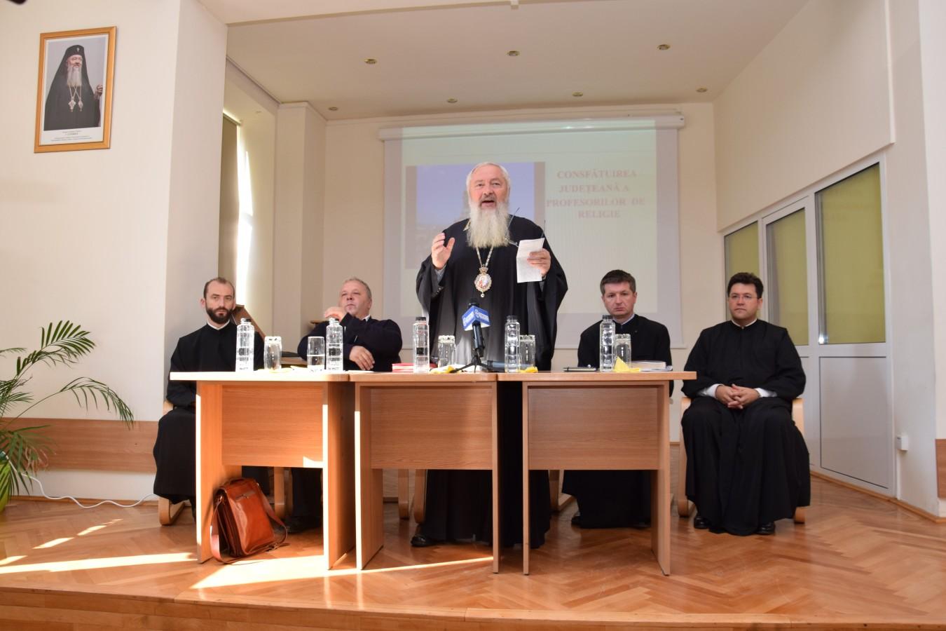 Consfătuirea profesorilor de religie din județul Cluj