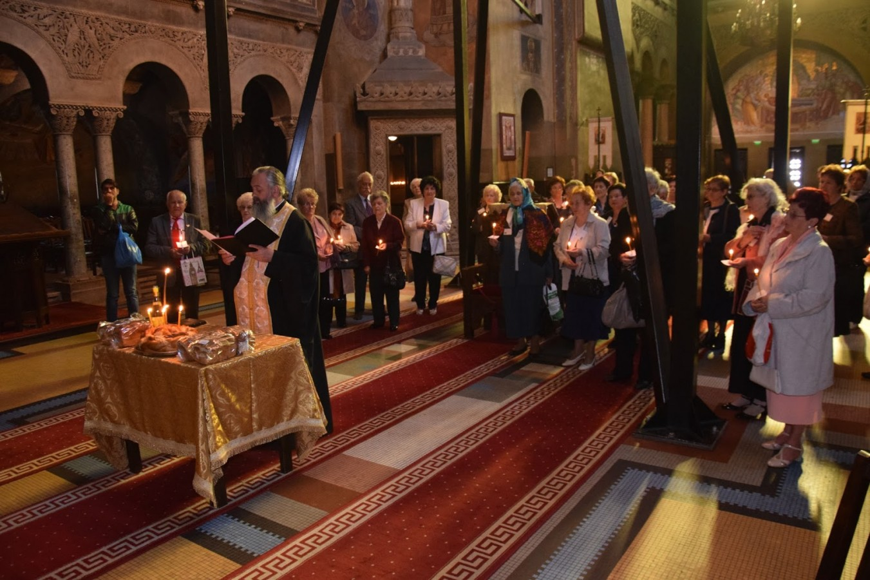 Eveniment religios, la 50 de ani de la absolvirea generației 1966 a Facultății de Litere din Cluj
