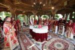 Hramul Mănăstirii Săpânța -Noul Peri