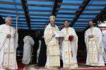 Târnosirea bisericii din Băiuţ, Maramureş