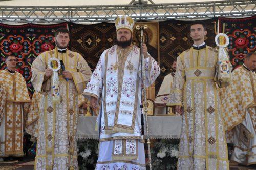 Hirotonia noului preot pentru Parohia Hereclean din Episcopia Sălajului