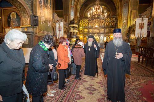 Sfântul Antim Ivireanul, dat ca exemplu preoților din protopopiatul Turda