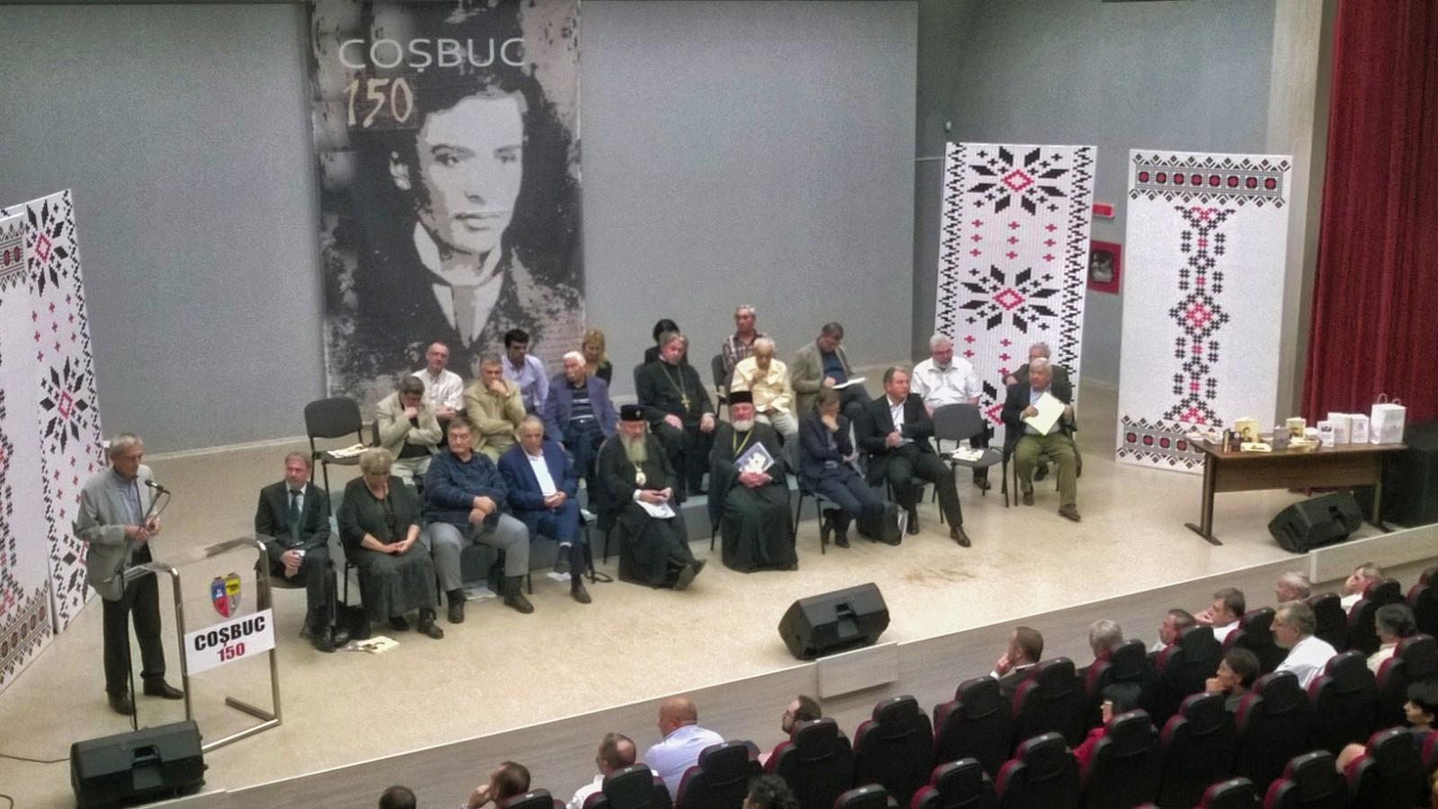 6 zile de evenimente speciale la Bistrița, la împlinirea a 150 de ani de la nașterea lui George Coșbuc