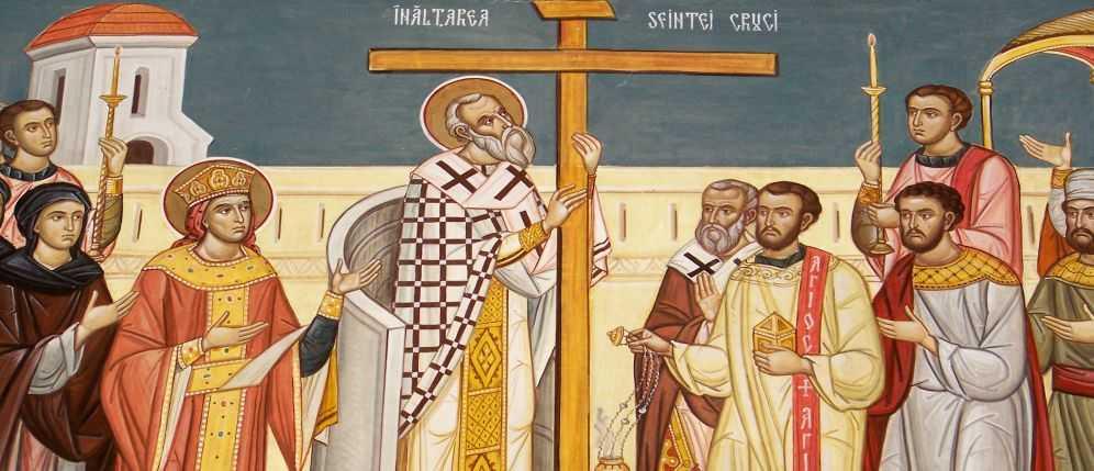 Agenda ierarhilor din Mitropolia Clujului, la praznicul Înălțării Sfintei Cruci
