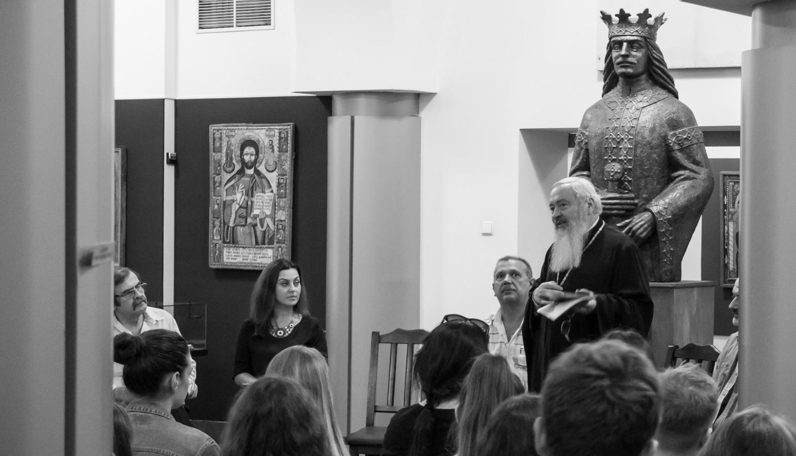 Volum dedicat Catedralei Ortodoxe din Cluj, lansat la Muzeul Mitropoliei