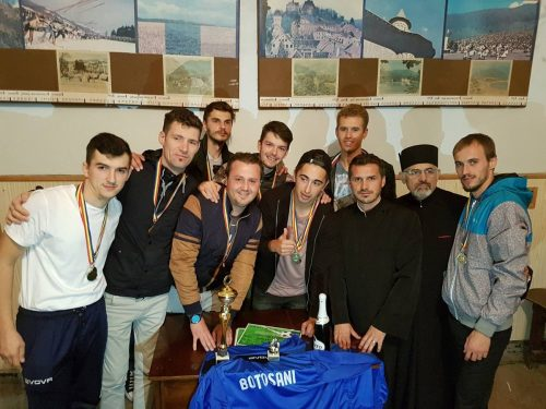 Primul campionat național de minifotbal pentru persoanele cu nevoi speciale, la Bistrița