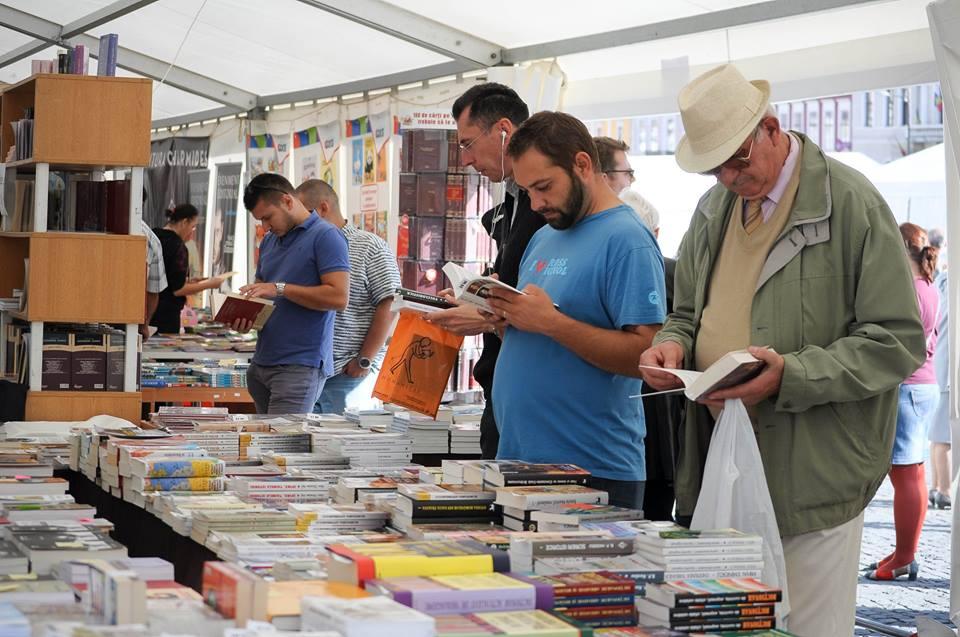 Evenimente culturale deosebite, în cadrul Festivalului de carte Transilvania