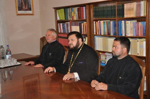 Vizita Rectorului Fundației Diakonia din Neuendettelsau în Episcopia Sălajului