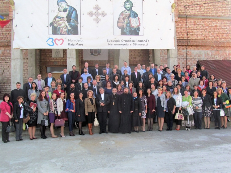 Consfătuirea profesorilor de religie din Maramureş