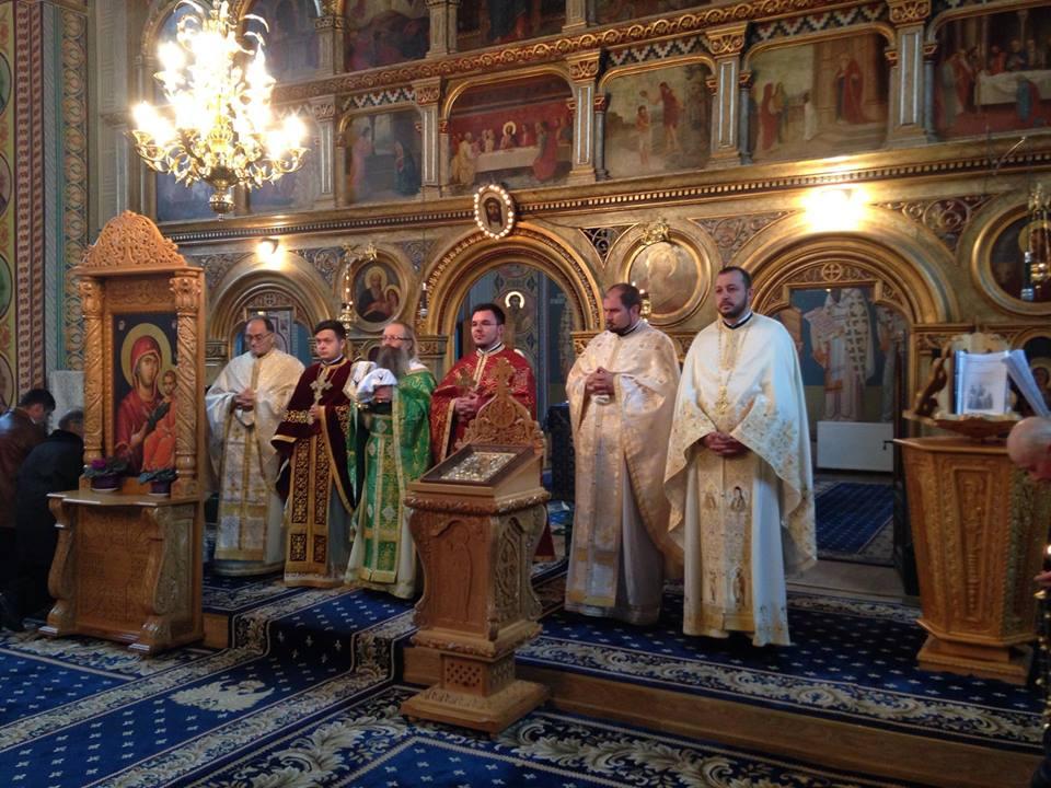 Creștinii din Ilva Mare, la ceas de sărbătoare