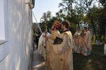 Resfințirea bisericii din Parohia Fetindia