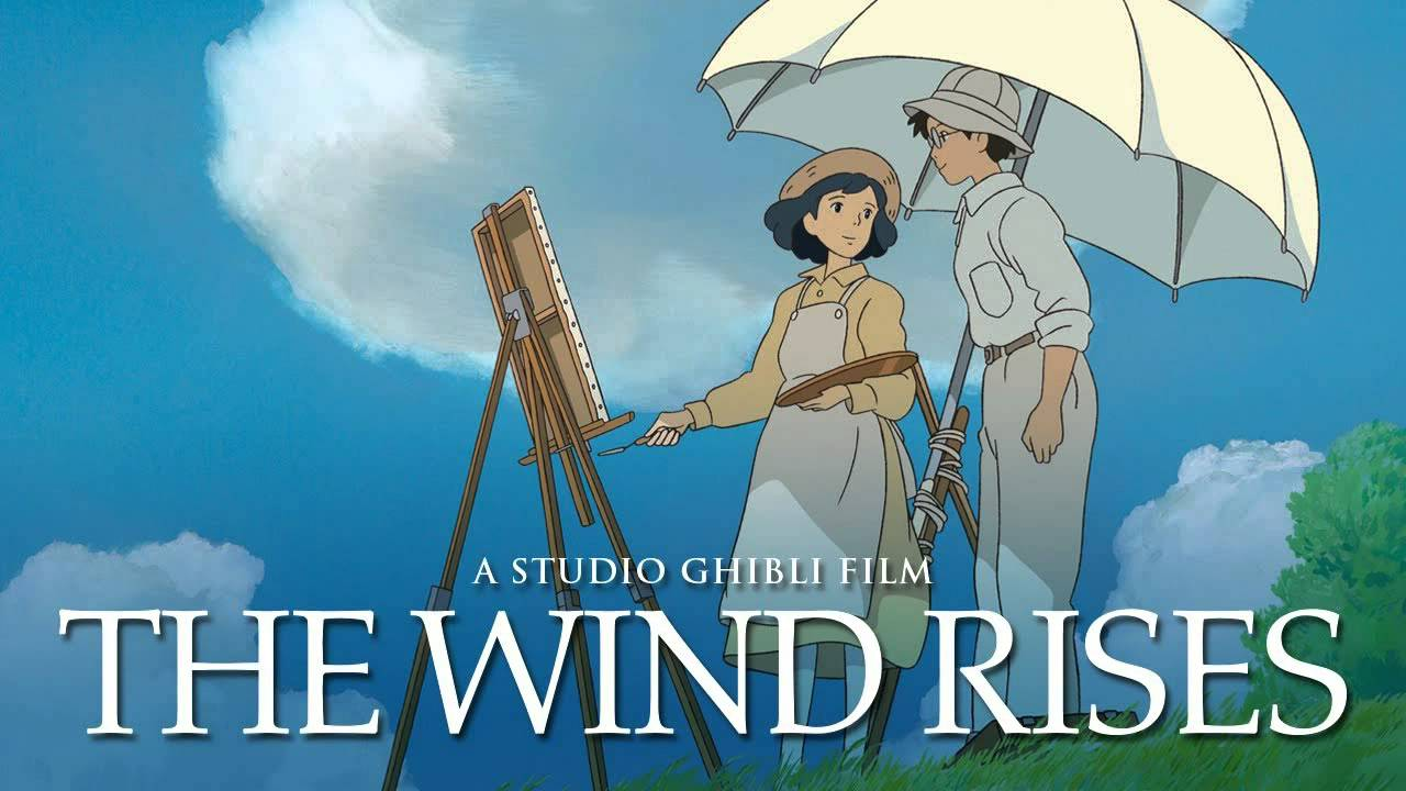 Kaze Tachinu (Vântul se întețește)