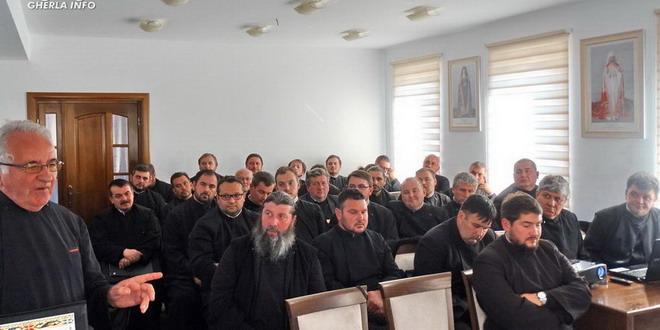 Conferinţă preoţească de toamnă în Protopopiatul Ortodox Gherla