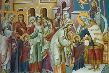 Agenda Ierarhilor din Mitropolia Clujului de praznicul Intrarea în Biserică a Maicii Domnului