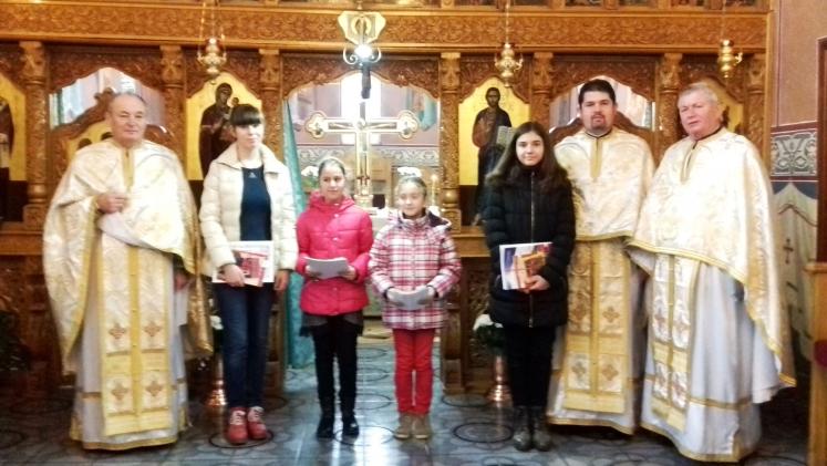 """Concurs de grafică religioasă în parohia clujeană """"Naşterea Domnului"""""""