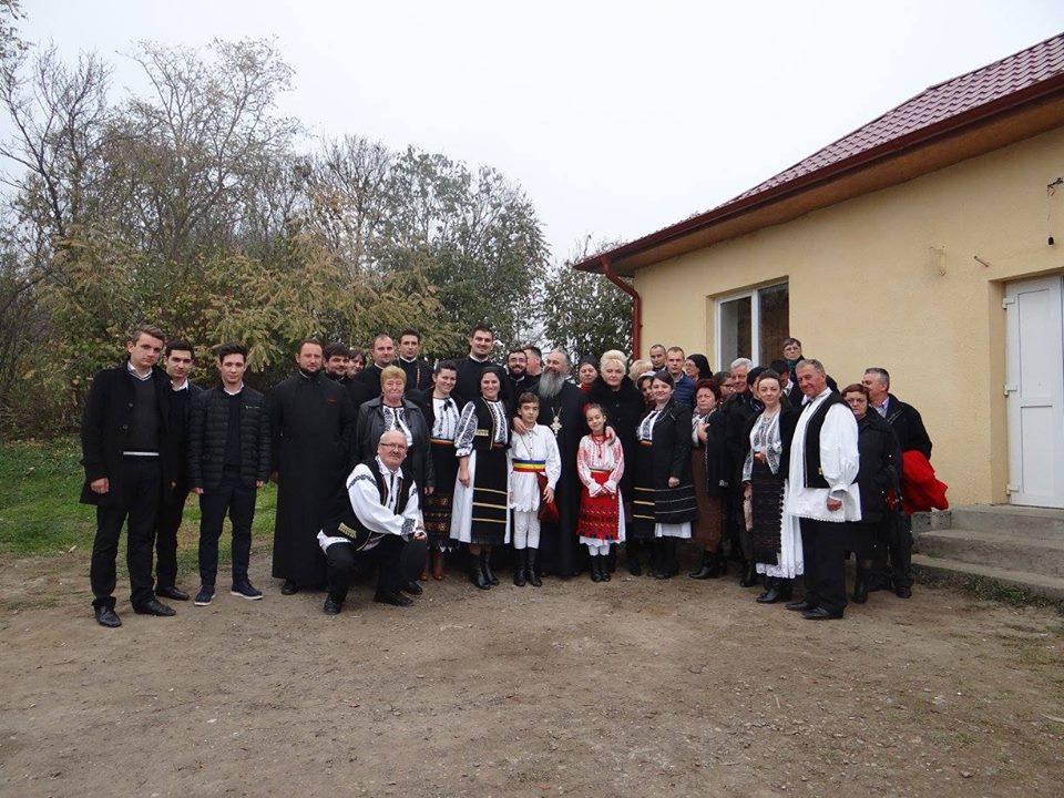 """Parohia Ortodoxă """"Sfinții Arhangheli Mihail și Gavriil"""" Giula, la ceas aniversar"""