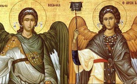 Agenda Ierarhilor din Mitropolia Clujului, de praznicul Sfinților Arhangheli Mihail și Gavriil