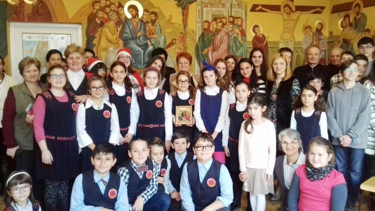 """Eveniment caritabil la Şcoala """"Constantin Brâncuşi"""" din Cluj-Napoca"""