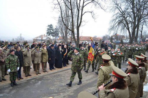Comemorarea revoluției din 1989 în Cimitirul Eroilor din Cluj-Napoca