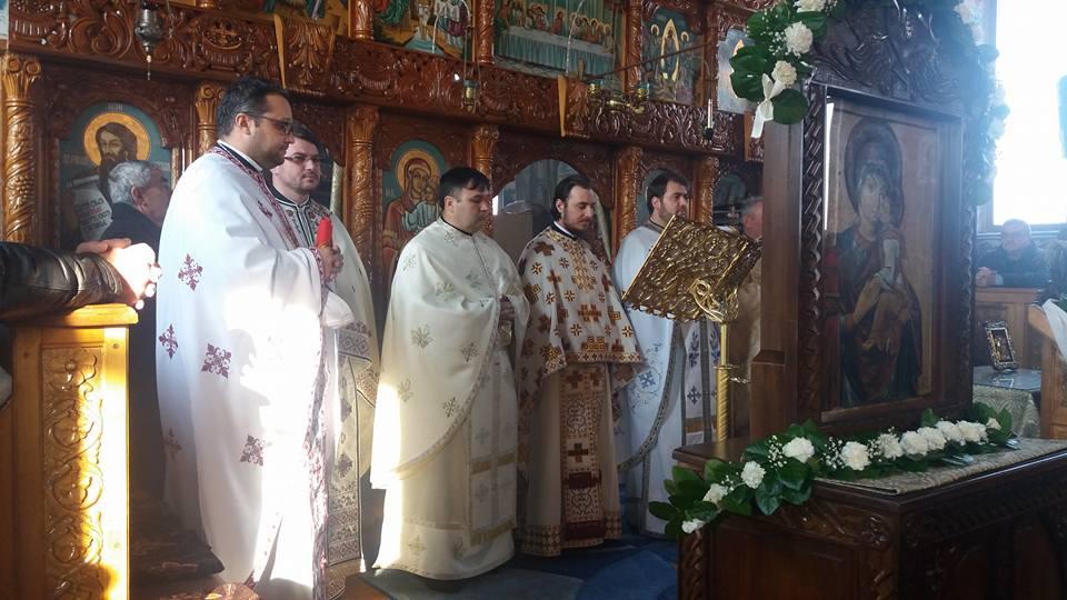 Sărbătoarea Sfântului Nicolae în parohia ortodoxă Iclod