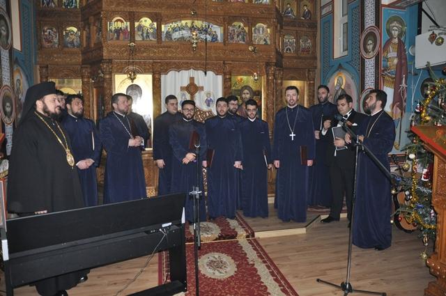 """Corala bărbătească ortodoxă """"Armonia"""", la Zalău"""