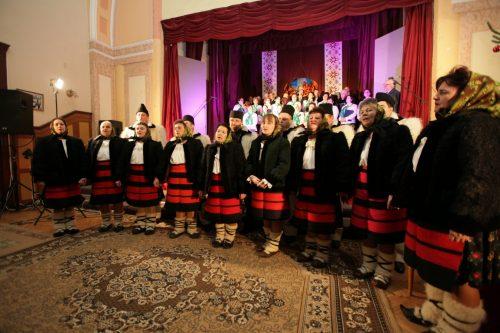 """Concertul de colinde """"Crăciun în Maramureş"""""""
