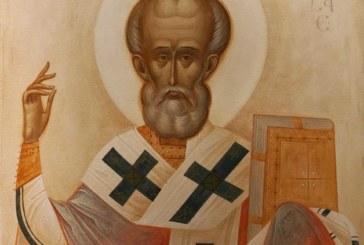 Agenda Ierarhilor din Mitropolia Clujului la sărbătoarea Sfântului Ierarh Nicolae, arhiepiscopul Mirelor Lichiei, făcătorul de minuni