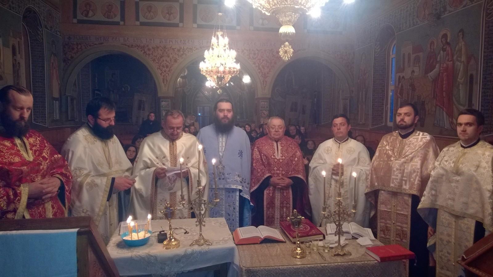 Cerc pastoral în Parohia Ortodoxă Căianu-Mare
