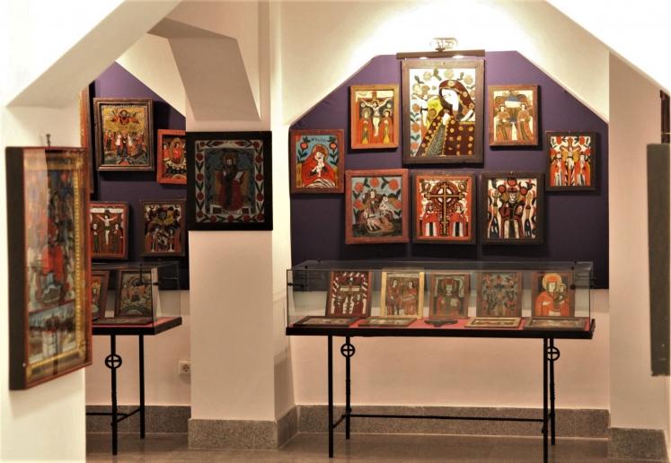 Icoane cu valoare inestimabilă la Muzeul Mitropoliei Clujului