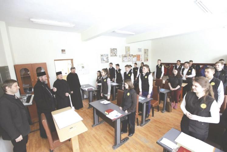 Instituții băimărene vizitate de PS Episcop Iustin