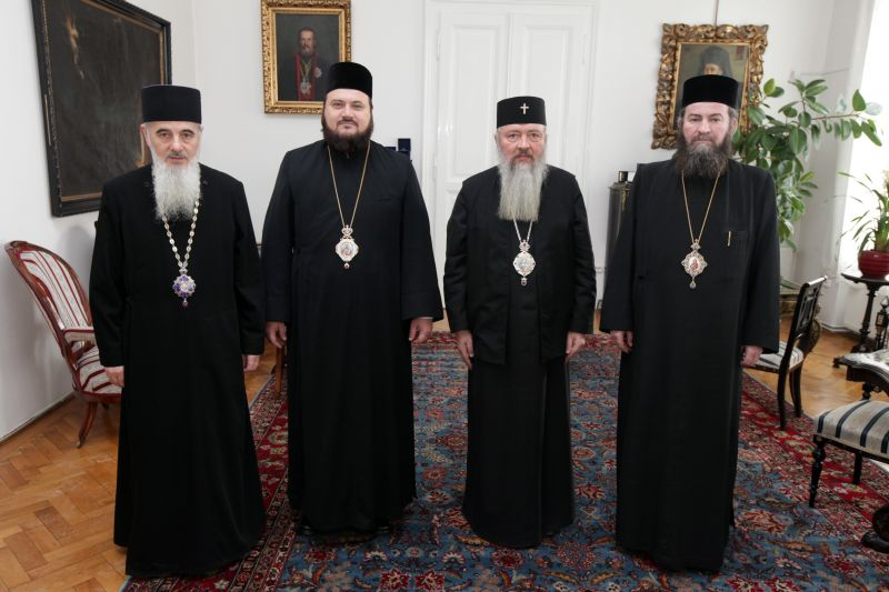 Sinod Mitropolitan la Cluj