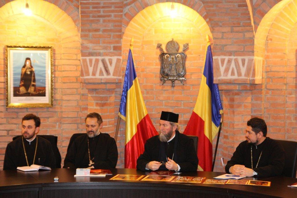 """Preasfinţitul Părinte Episcop Iustin: """"Între preoţi şi profesorii de religie trebuie să existe o colaborare deosebită"""""""