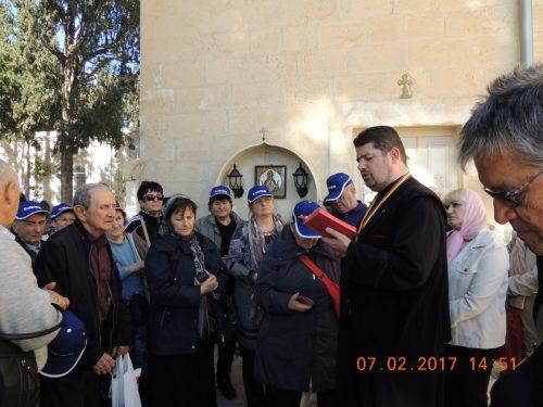 Reportaj: Pelerinaj pe urmele Mântuitorului Hristos
