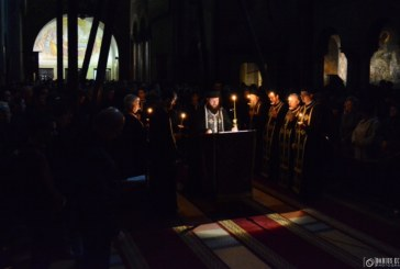 Prima zi a Postului Mare, la Catedrala Mitropolitană din Cluj-Napoca