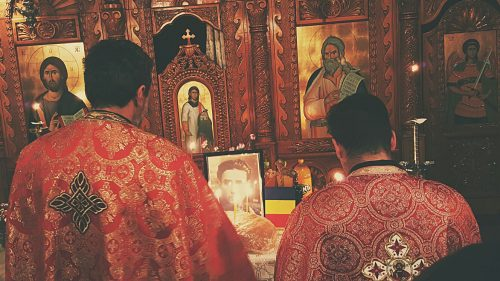 """Mărturisitorul Valeriu Gafencu, pomenit la Biserica """"Sfântul Ilie"""" din Cluj-Napoca"""