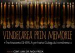 """""""Vindecarea prin memorie"""", o incursiune în gulagul românesc ce va fi susținută la Gherla de Radu Preda"""