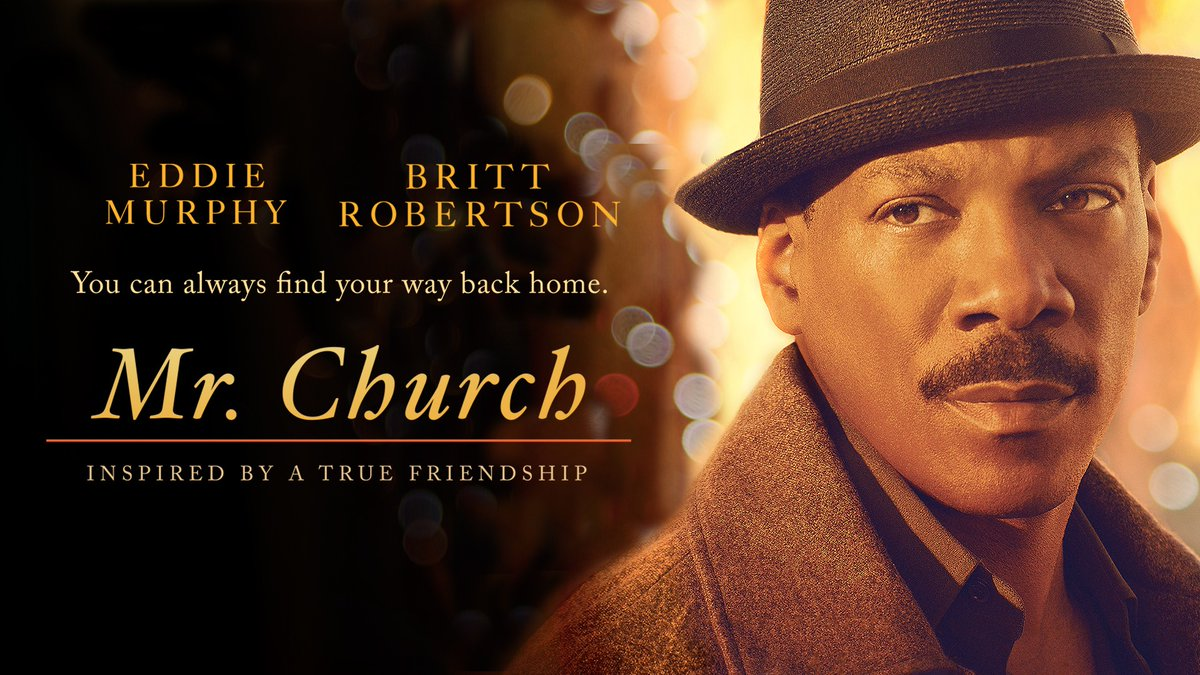Mr. Church (Domnul Church)