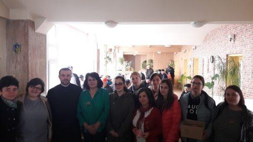 Sfântul Meletie, ales ocrotitor spiritual al persoanelor cu deficiențe de auz și vorbire din Dej