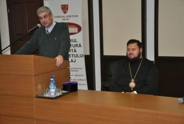 Teodor Baconschi a conferențiat la Zalău