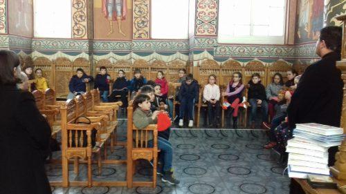 Învățături din Sfânta Scriptură, împărtășite copiilor