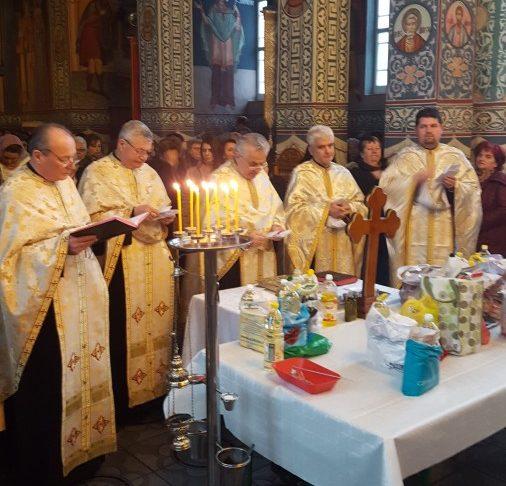 Seri duhovnicești, organizate de trei parohii clujene