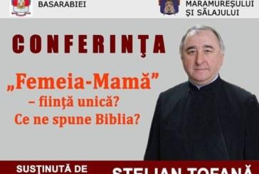 Pr. Prof. Dr. Stelian Tofană conferențiază la Chișinău