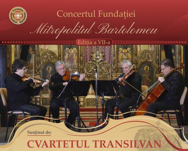Primăvara culturală a Fundaţiei Mitropolitul Bartolomeu