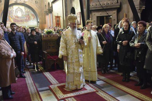Duminica Ortodoxiei, în Catedrala Mitropolitană din Cluj-Napoca