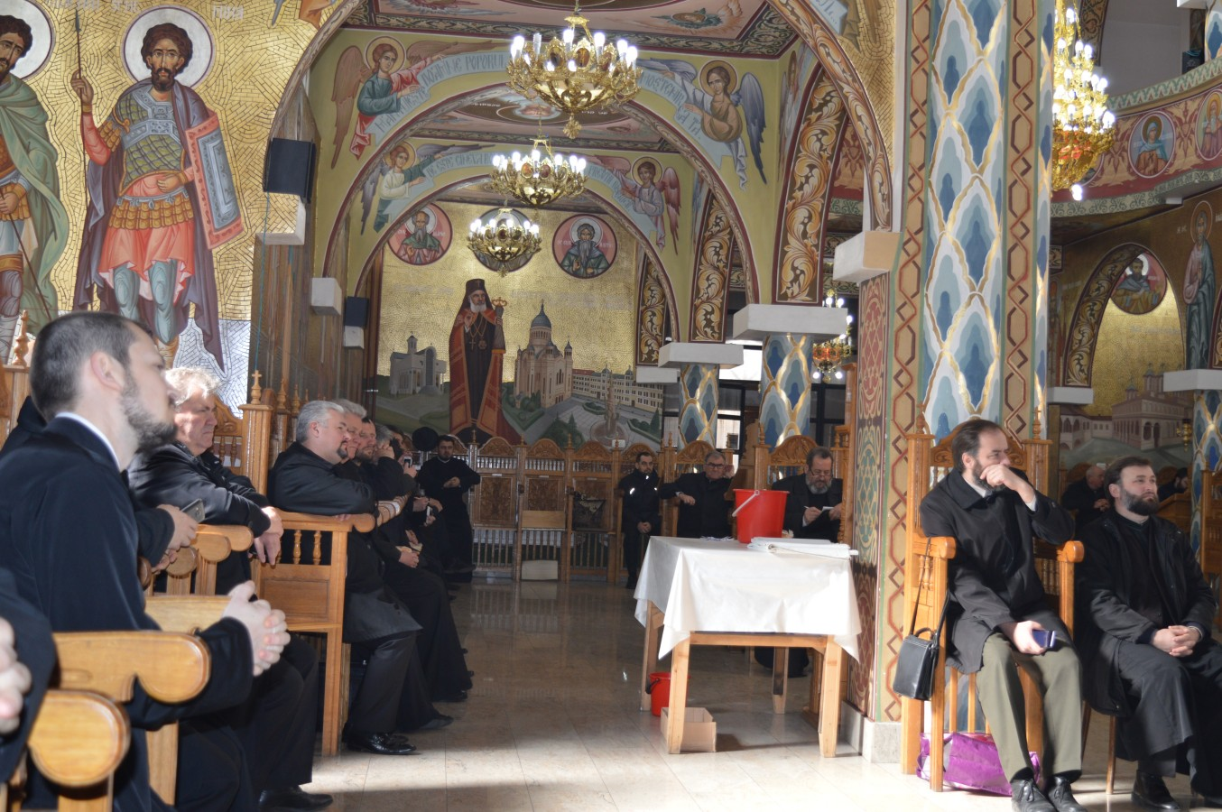 Conferința lunară a preoților din Municipiul Cluj-Napoca