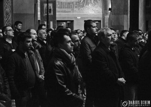 [AUDIO] Predica Pr. prof. Ioan Chirilă, invitatul ASCOR CLUJ, la prima seară duhovnicească din Postul Mare
