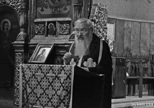 Denia Canonului cel Mare, la Catedrala Mitropolitană din Cluj-Napoca